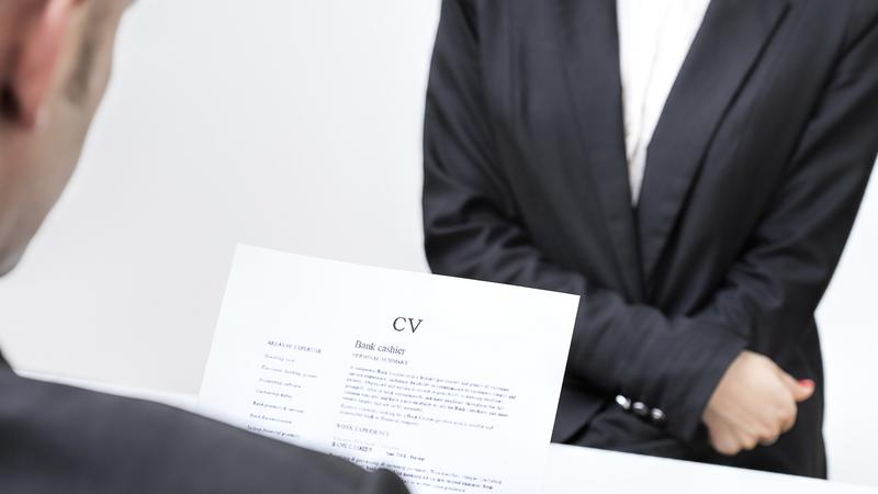 the top 3 résumé bloopers that people make