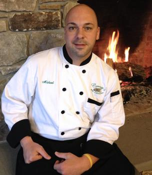 Michael Pallozzi will run the kitchen at the reopened Carney's.