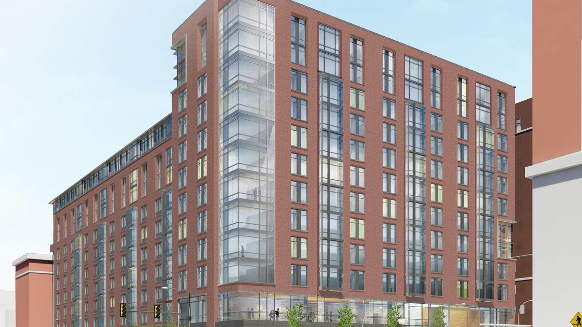 CVS to be anchor tenant at Johns Hopkins' St. Paul Street project - Baltimore Business Journal