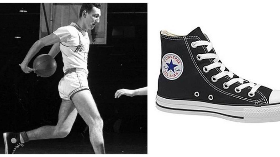 Nike sues over iconic Converse sneakers