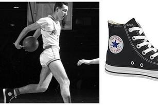 Nike sues over iconic Converse sneakers, but who exactly is Chuck Taylor?