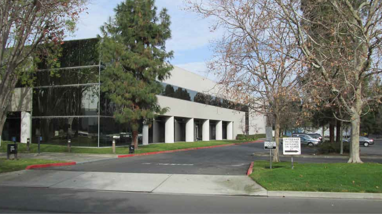 A Big Building Is Up For Sale In Menlo Park Near Facebook As Office Depot  Consolidates