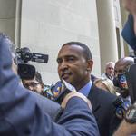 Prison stint to begin for ex-Charlotte mayor