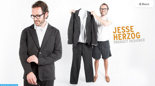 You can now order Suitsy, the business-suit onesie