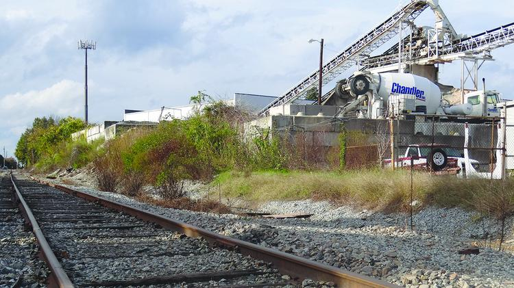 Chandler Concrete sale paves way for Greensboro greenway - Triad