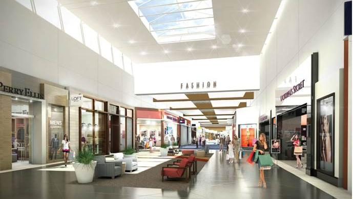 Grapevine Mills Mall Slated To Get A