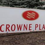 Lenexa's Crowne Plaza hotel files multimillion-dollar suit against franchisor