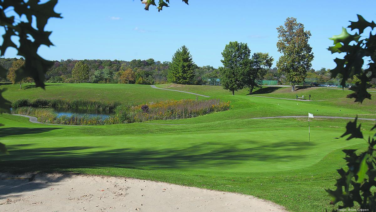 cincinnati golf courses are hitting from the rough cincinnati
