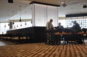 The new Charter restaurant at Hilton Albany