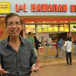 Catching up with L&L Hawaiian Barbecue's <strong>Eddie</strong> <strong>Flores</strong> Jr.