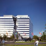 EF opens its new glass cube of a headquarters
