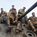 Box-office preview: 'Fury' to roll over 'Gone Girl'