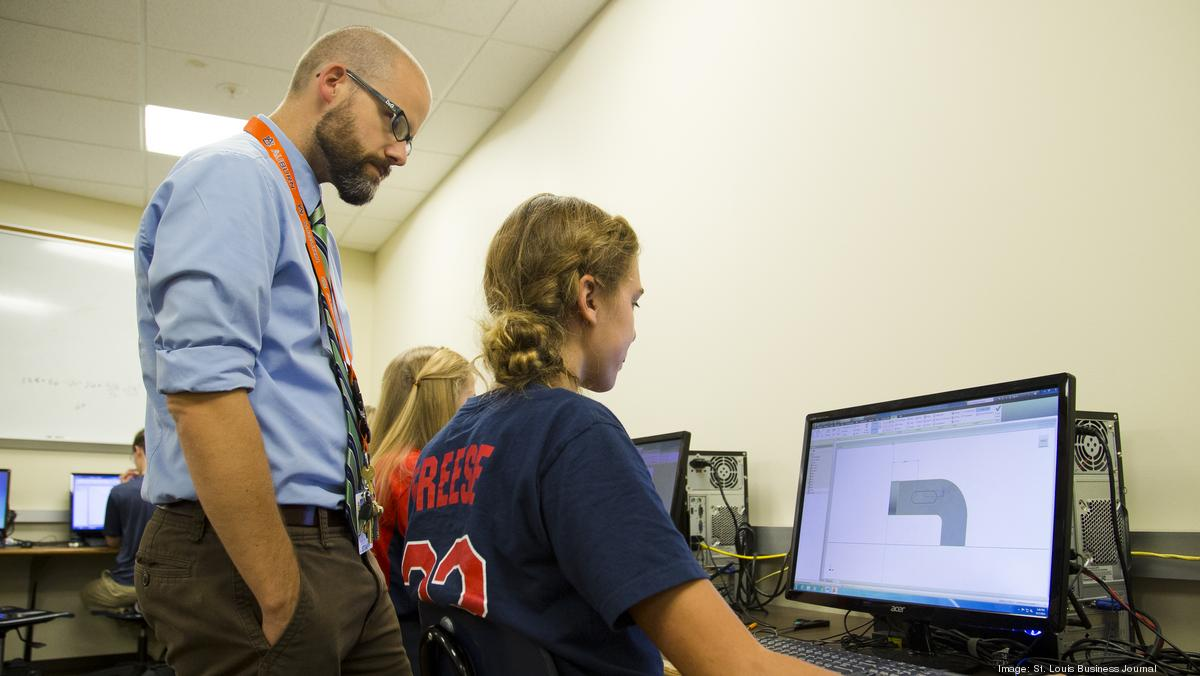 Westminster leads STEM charge in the classroom - St. Louis Business Journal
