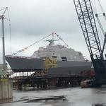 As Lockheed launches combat ship in Wisconsin, this question is the most asked (Video)
