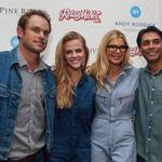 Stars turn out in Austin for <strong>Andy</strong> <strong>Roddick</strong> Foundation gala (Slideshow)