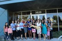 Star Staffing ribbon cutting