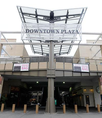 JMA Ventures LLC president and CEO Todd Chapman said tonight in an emailed statement that the sale of Downtown Plaza cannot be confirmed at this point, and more information will come later.