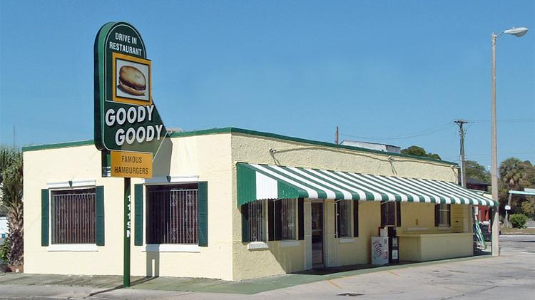 Goody Goody after its most recent facelift in 2003.