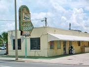 Goody Goody pre-2003 facelift and new sign