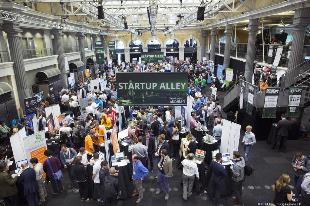 Startup alley image