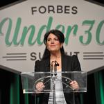 Former boxing champ, First Daughter to speak at Forbes' Under 30 Summit