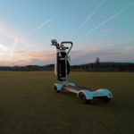 This startup wants to replace the golf cart with a skateboard