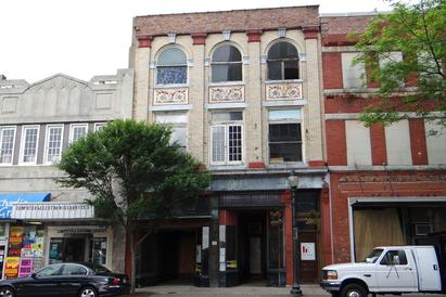 What's planned for a downtown Greensboro building?