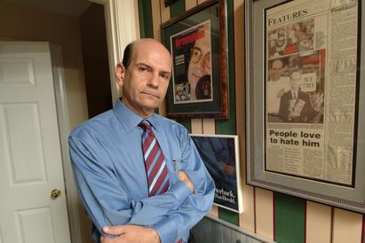 Finebaum leaves Birmingham for ESPN
