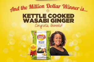 Nurse hits the Lay's potato chip lottery: $1M  for new  flavor