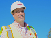 Brian Frank, local senior executive, KeyWay Corp.Most important lesson learned: We construct the project for the owner as if WE were the owner. We wear the owner's hat.First choice for a new career: Retirement.Word that best describes you: Resilient.