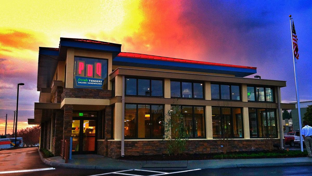 PDQ sells Raleigh restaurant building; leases back ...