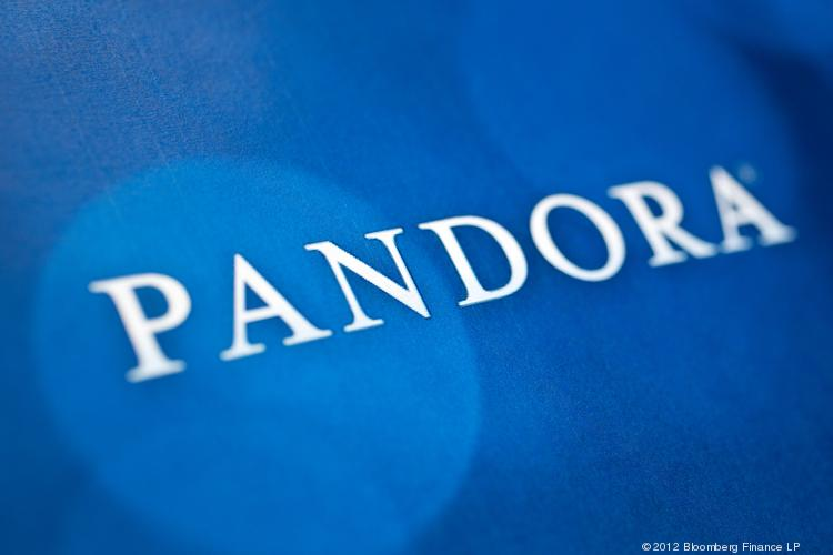 Pandora faces a big challenge from Apple.