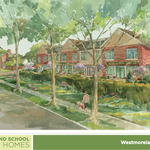 See Larry Schiffer's plans for the Maryland School site in Clayton