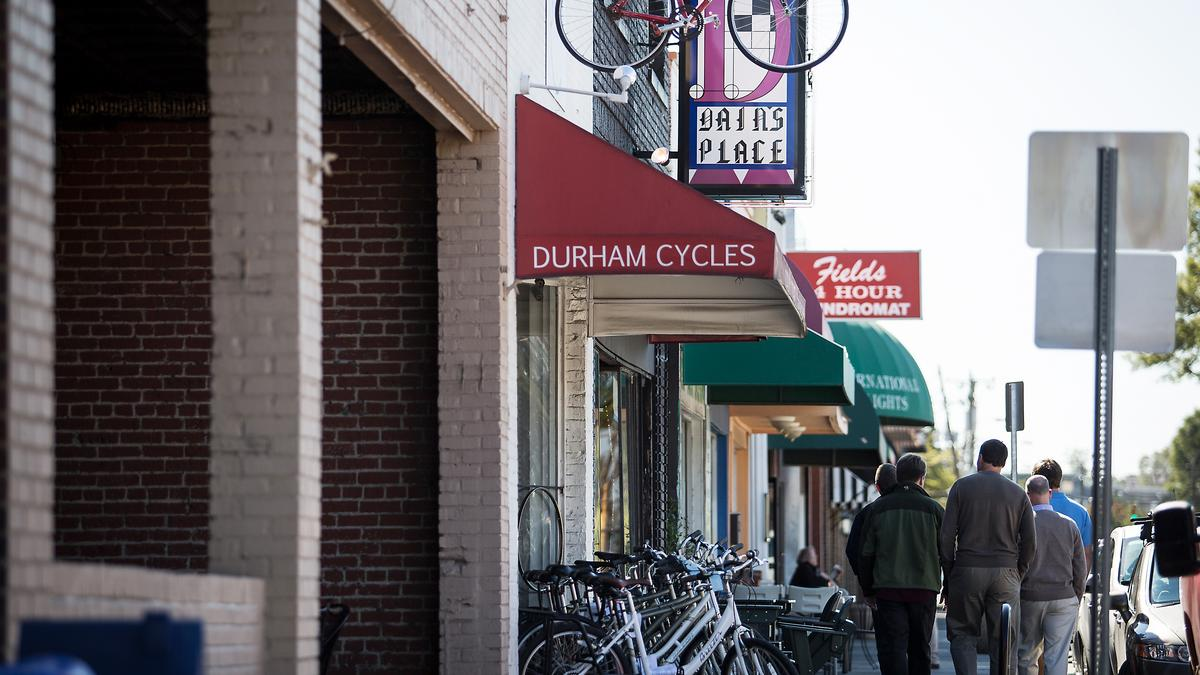 Durham Plan Shows What S Replacing Charlie S Pub On Ninth Street
