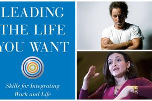 Forget work-life balance: take a cue from Sheryl Sandberg and Bruce Springsteen
