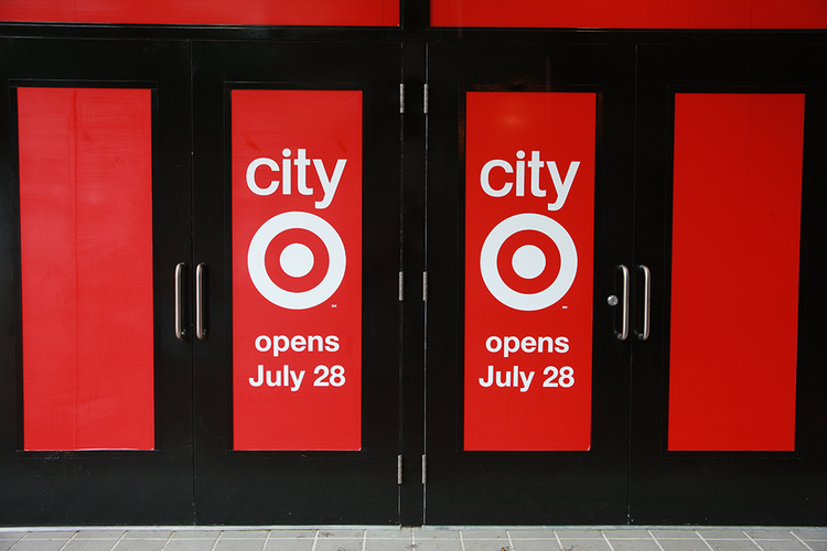 CityTarget opens at The Galleria, 939 S.W. Morrison St., on July 28.