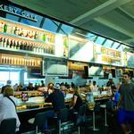 Celebrity chefs, fine wine: The surprising new world of airport dining