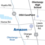 Amazon sweepstakes now includes Orange Township
