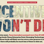 Cover Story: Incentives won't die, a statewide Texas Business Journals cover story