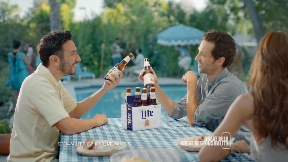 Miller lite about to say goodbye to old advertising order and hello miller lite about to say goodbye to old advertising order and hello to tbwa video chicago business journal aloadofball Gallery