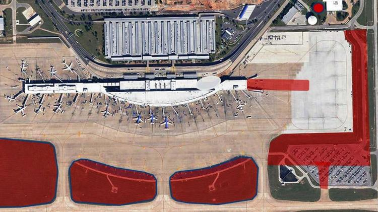 Austin39s Airport ABIA A Step Closer To Big Expansion