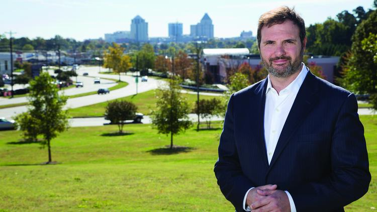 Marty Kotis is CEO of Kotis Properties in Greensboro.