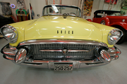 Ken Roberts' 1955 Buick Roadmaster is favored by collectors for its power and handling.