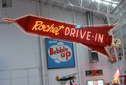 Ken Roberts has been collecting neon signs and other memorabilia since 1977.