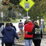 'Tonight, hug your children a little longer:' Reactions to Friday's deadly Marysville shooting