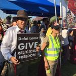The duality of the Dalai Lama's visit to Birmingham
