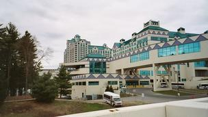 Foxwoods Resort Casino suffered a double-digit drop in revenue over the year ended in April. That and executives' criminal backgrounds ought to be enough to scuttle the operator's plan for a Milford, Massachusetts casino, a local official argues.