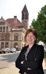 Life after Jerry: Albany mayoral candidate, Kathy Sheehan
