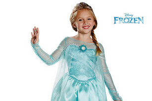 From 'Frozen' to 'Breaking Bad,' shoppers get in character for Halloween