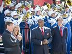 Boots, truck talk and bands highlight Toyota celebration in Plano